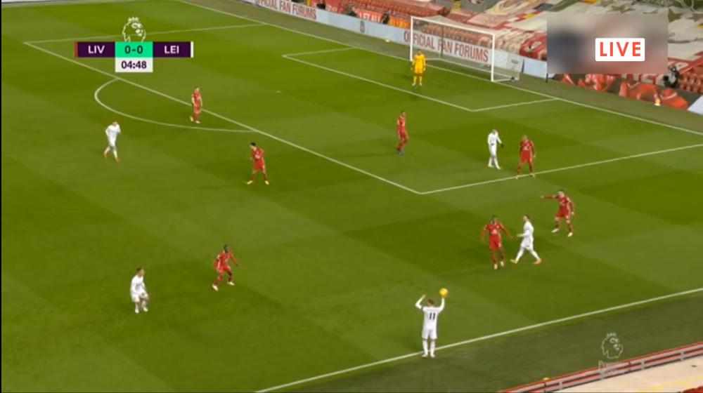Como assistir Liverpool vs Leicester online, ao vivo e grátis
