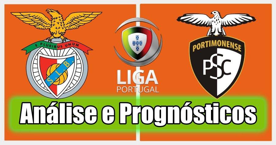Benfica vs Portimonense – Análise e Prognósticos – Primeira Liga