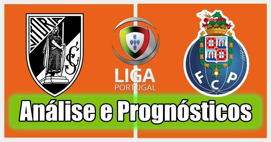 Vitória Guimarães vs Porto – Análise e Prognósticos – Primeira Liga