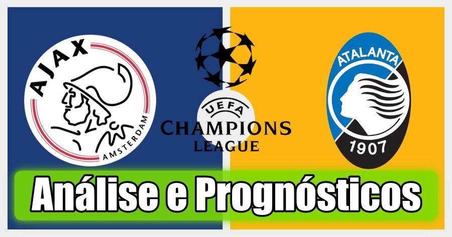 Ajax vs Atalanta – Análise e Prognósticos – Liga dos Campeões