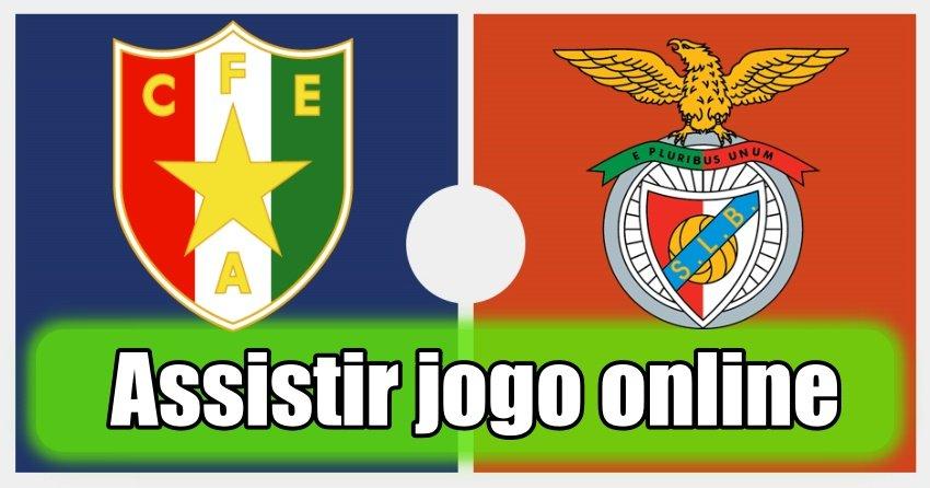 Assistir Estrela vs Benfica online, grátis e com excelente qualidade