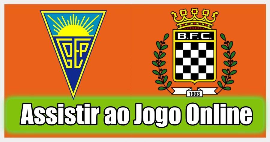 Assistir Estoril vs Boavista online, grátis e com excelente qualidade
