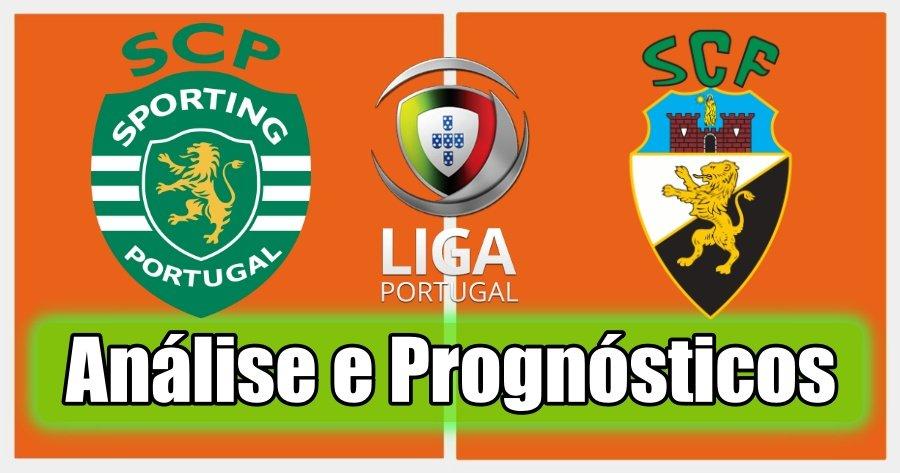Sporting vs Farense – Análise e Prognósticos – Primeira Liga