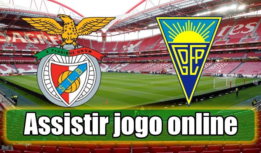 Assistir Benfica Estoril online grátis e com excelente qualidade