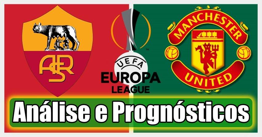 Roma vs Man United – Análise e Prognósticos – Liga Europa