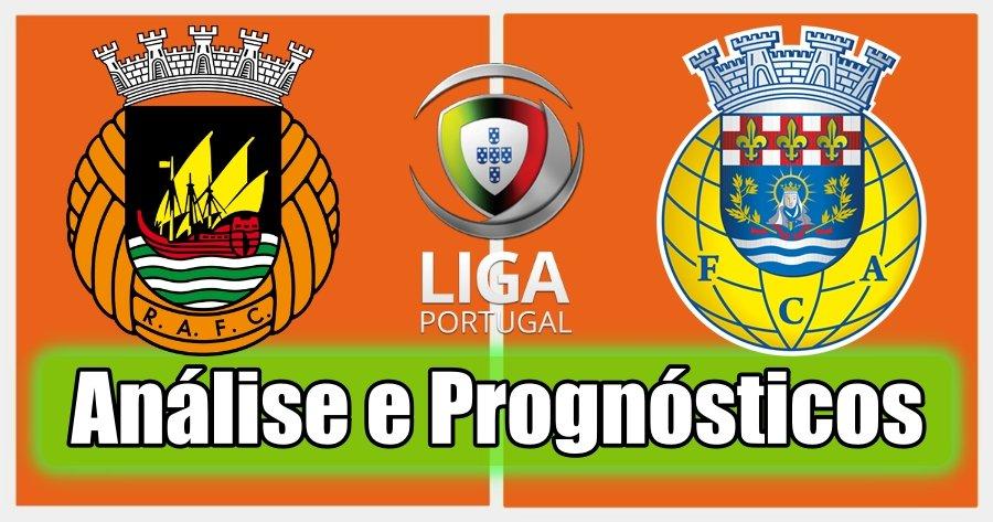 Rio Ave vs Arouca – Análise e Prognósticos – PlayOff de despromoção Primeira Liga
