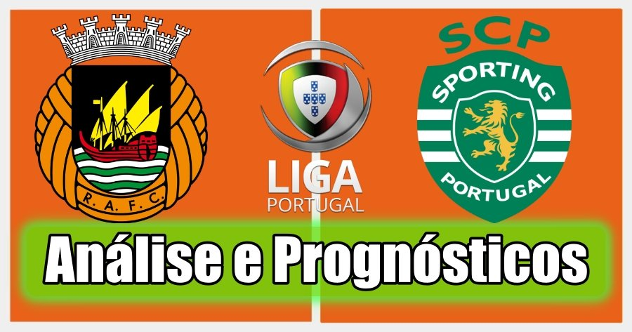 Rio Ave vs Sporting – Análise e Prognósticos – Primeira Liga