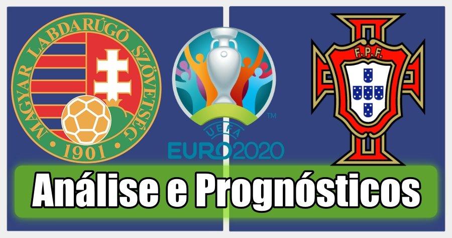 Hungria vs Portugal – Análise e Prognósticos – Campeonato da Europa