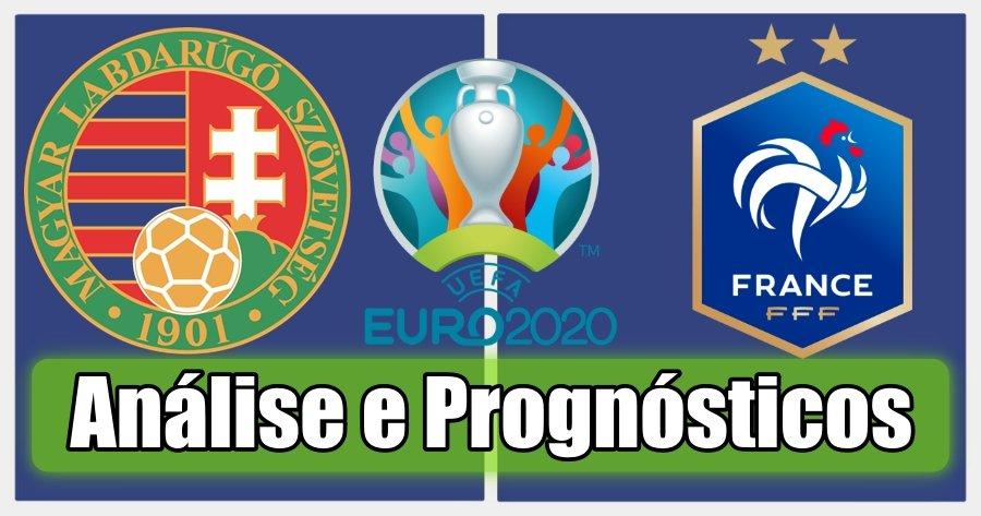 Hungria vs França – Análise e Prognósticos – Campeonato da Europa