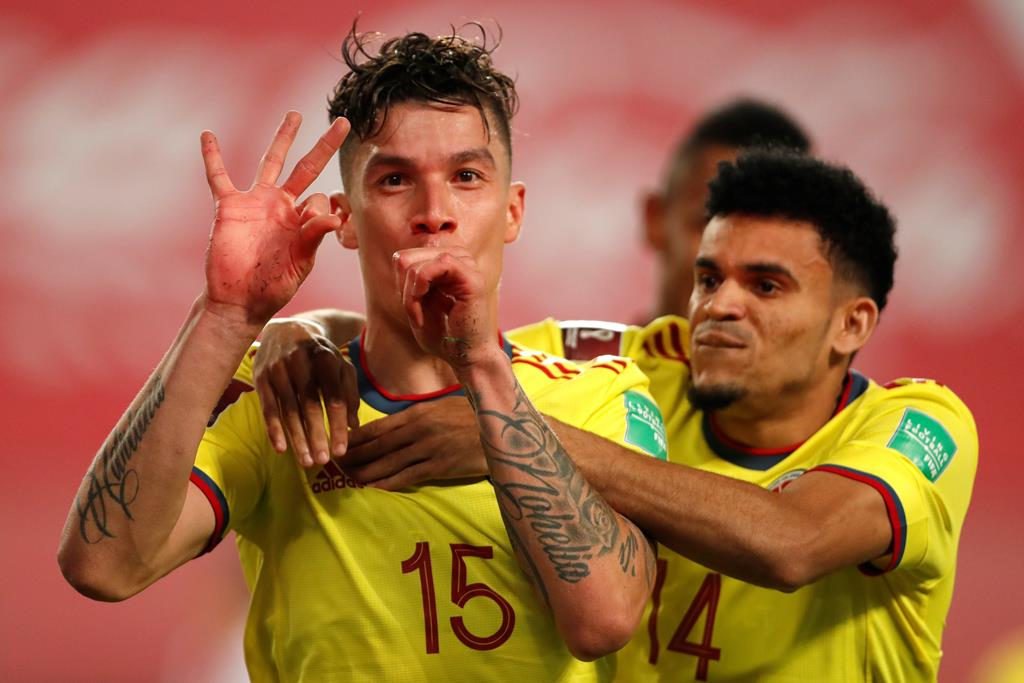 Colômbia vs Peru - Análise do Jogo para a Copa América de 2021