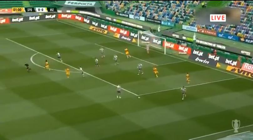 Sporting Vizela online Grátis. Assiste ao jogo com excelente qualidade